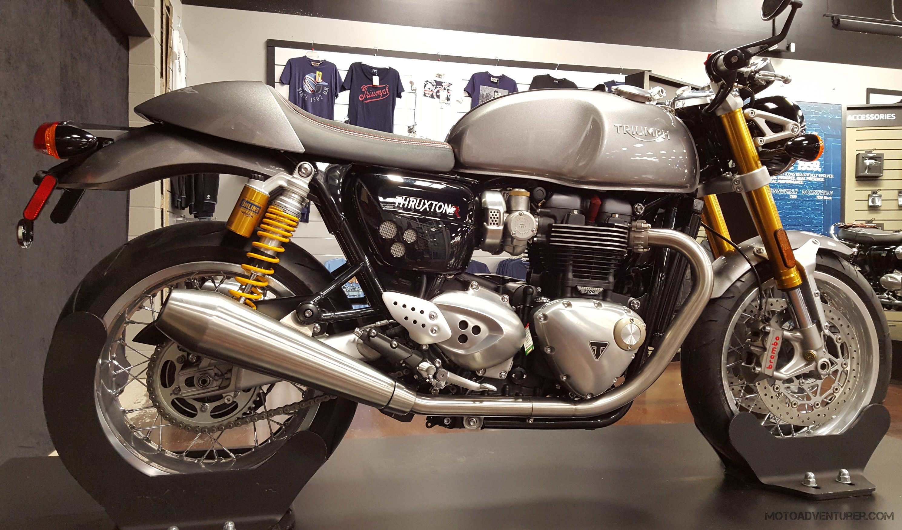 the triumph bonneville reborn moto adventurer. Black Bedroom Furniture Sets. Home Design Ideas
