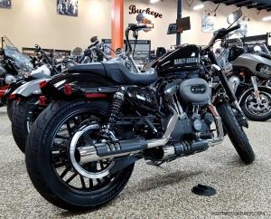 MotoADVR_Harley-Davidson_Roadster_RRquarter
