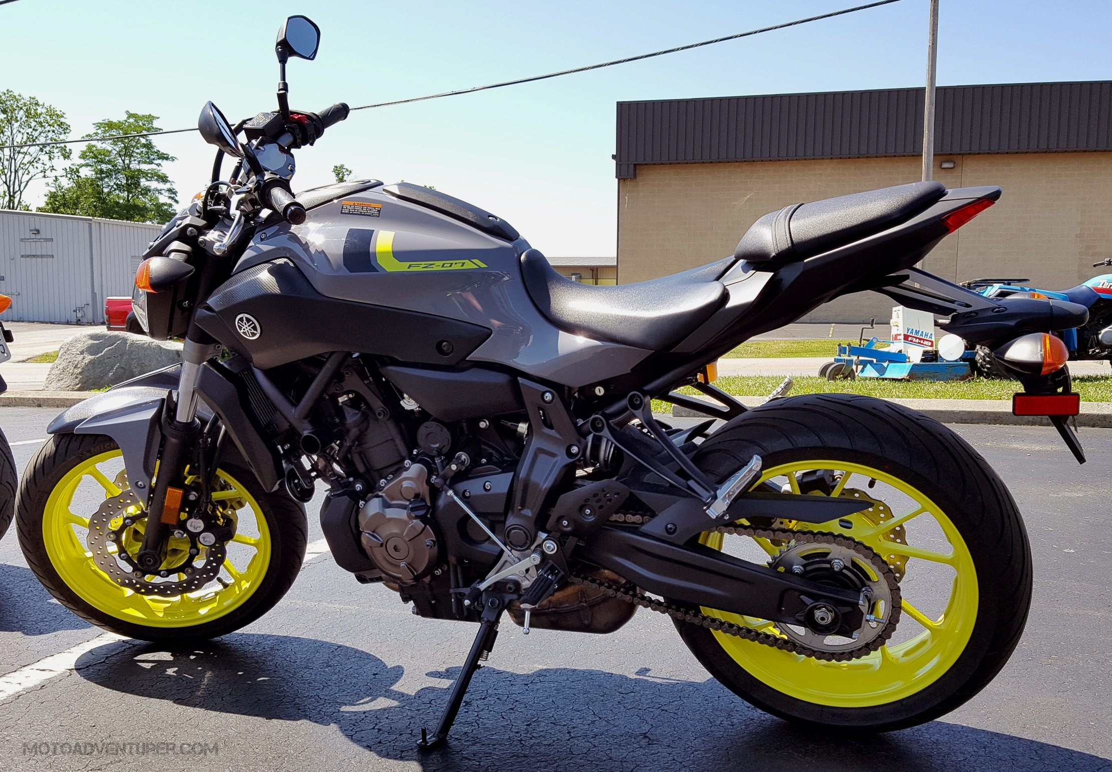 Yamaha Adventurer Sport