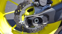 MotoADVR Yamaha FZ-07 Rear Wheel Disc