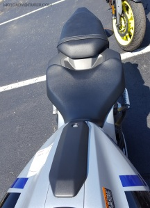 MotoADVR Yamaha FZ-07 Seat
