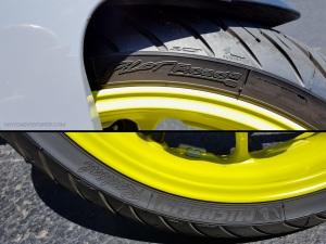 MotoADVR Yamaha FZ-07 Tires
