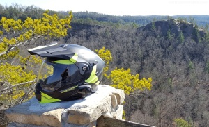Scorpion EXO-AT950 Helmet MotoADVR