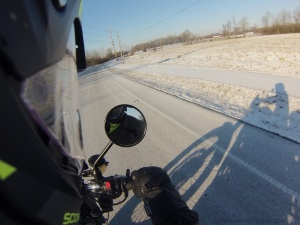 Triumph Scrambler Salty Roads MotoADVR