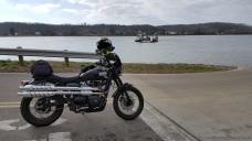 Scrambler & Augusta Ferry