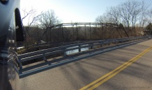 Abandoned Stonelick Bridge