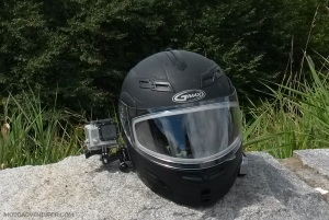 Gmax 54S Helmet Dual Lens MotoADVR