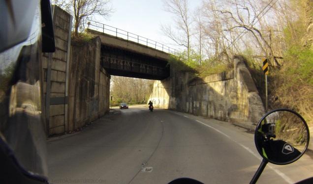 Chesapeake and Ohio Railroad Bridge