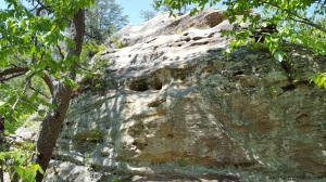 Half Moon Rock Climb MotoADVR