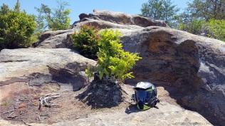 Half Moon Rock Sandstone Carving MotoADVR