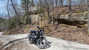 Hatton Ridge Triumph Scrambler MotoADVR