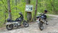 Spaas Creek Rd DBBB Scrambler MotoADVR