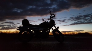 Triumph Scrambler Sunset MotoADVR
