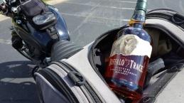 Buffalo Trace Bourbon Scrambler MotoADVR
