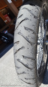 Michelin Anakee 3 Front new MotoADVR
