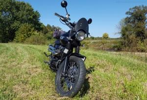 Michelin Anakee 3 Triumph Scrambler MotoADVR