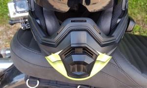 Scorpion Exo-AT950 Helmet Chin Vent MotoADVR