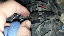 Triumph Scrambler chaffed wire MotoADVR