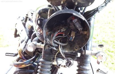 Triumph Scrambler Headlight Bowl MotoADVR
