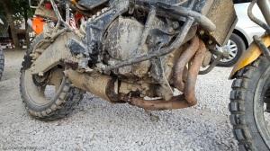 Versys 650 Oil Pan Damage MotoADVR