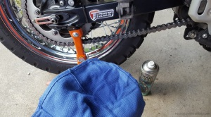 Chain Cleaner MotoADVR