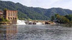 Kanawha Falls West Virginia MotoADVR