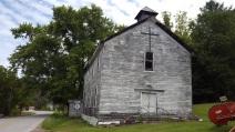 Rural Church Kentucky MotoADVR