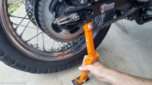 Tirox Snap Jack Install MotoADVR