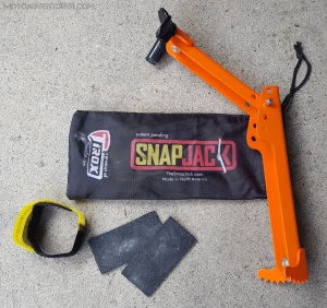 Tirox Snap Jack Package MotoADVR