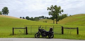 Triumph Scrambler Kentucky Bluegrass MotoADVR
