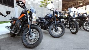 Mad Tree Motorcycles DGR2017 MotoADVR