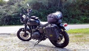 Triumph Scrambler Dragon Raid Bound MotoADVR