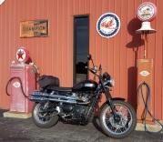 Triumph Scrambler Gas Pumps MotoADVR