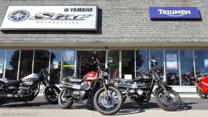 Triumph Street Scrambler Joes Cycle Shop MotoADVR