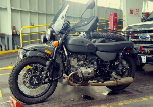 2014 Ural Gear Up MotoADVR