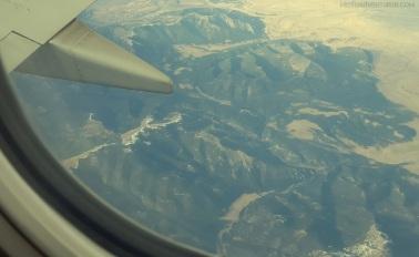 Flying over Dakotas MotoADVR