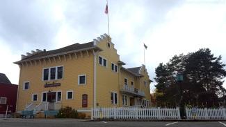 Port Gamble Post Office MoroADVR