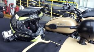 Ural Gear Up Exo-AT950 MotoADVR