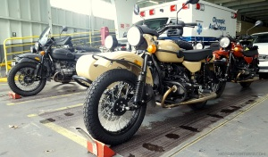 Ural Gear Up Ferry 3 MotoADVR