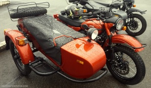 Ural Gear Up MotoADVR