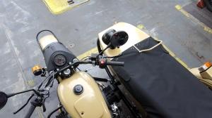 Ural Gear Up overhead MotoADVR