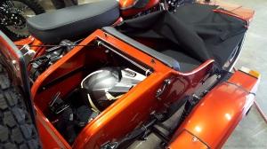Ural Gear Up Trunk MotoADVR
