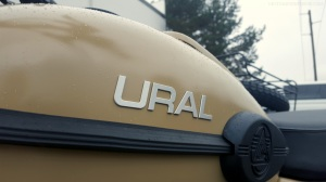 Ural Tank Badge MotoADVR