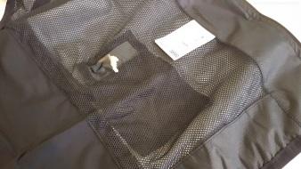VUZ Vest Inner Pocket MotoADVR
