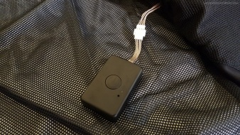 VUZ Vest LED Controller MotoADVR