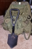 Entrenchment Tool MotoADVR