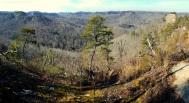 Auxier Ridge Pano MotoADVR