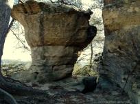 Auxier Ridge Sandstone Pillar MotoADVR