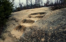 Auxier Ridge Sandstone Steps MotoADVR