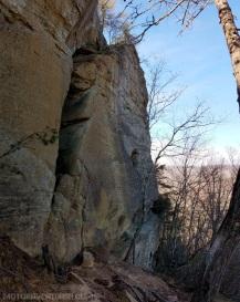 Courthouse Rock Climb MotoADVR